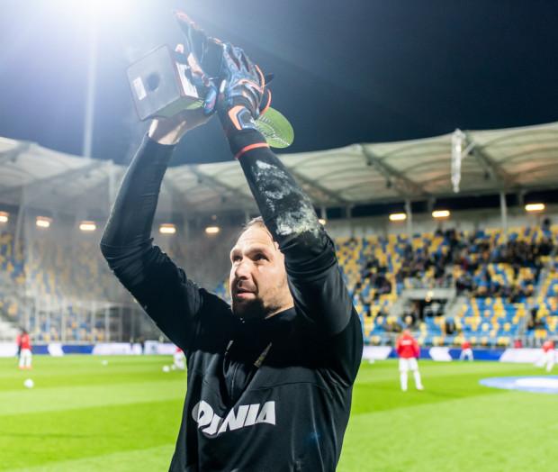 Pavels Steinbors z drugim pucharem dla Najlepszego Ligowca Roku w Trójmieście. Poprzednio plebiscyt wygrał 2 lata temu.