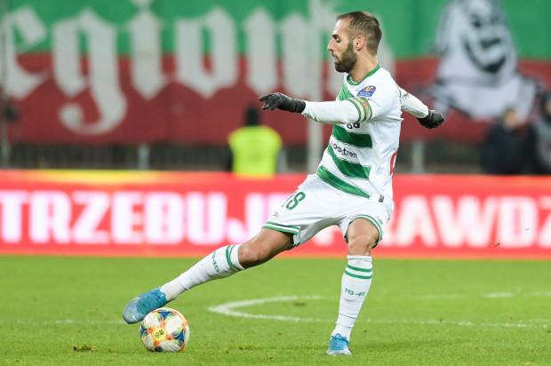 Flavio Paixao w oficjalnych meczach pierwszej drużyny Lechii Gdańsk strzelił już 55 goli.