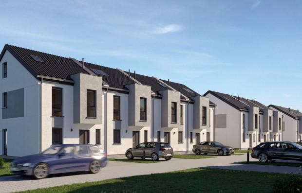 Na osiedlu 36 Dzielnica powstaną również domy w zabudowie szeregowej.