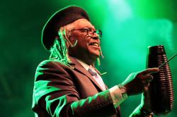 Jeden z najlepszych występów na festiwalu dał zespół Afro-Cuban All Stars pod przewodnictwem legendarnego Juna de Marcosa Gonzalesa, współinicjatora projektu Buena Vista Social Club.