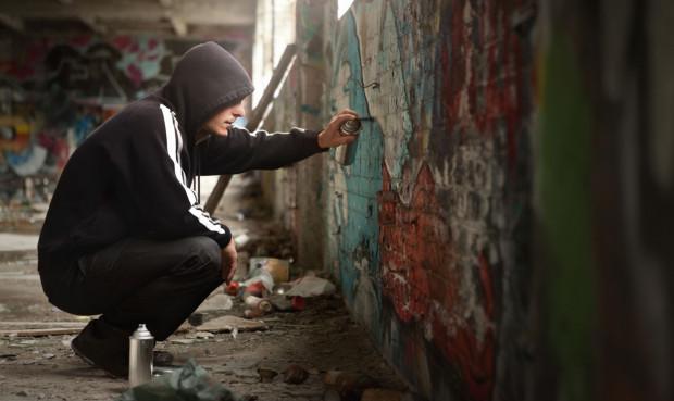 Zespół ds. bazgrołów miałby zająć się walką z nielegalnie wykonanym graffiti.