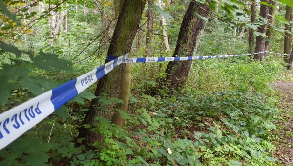 Mężczyzna był poszukiwany przez policję. Kiedy go znaleziono był wyziębiony i zdezorientowany.