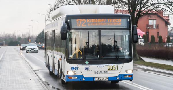 Autobus linii 172