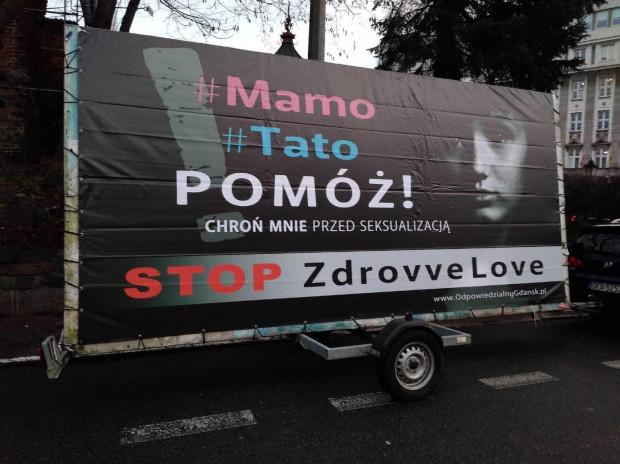Regularną walkę z programem Zdrovve Love od dwóch lat, czyli od chwili jego uruchomienia, prowadzi stowarzyszenie Odpowiedzialny Gdańsk.