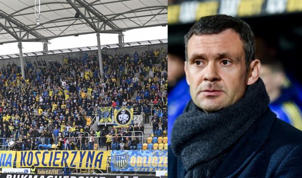 Aleksandar Rogić apeluje do kibiców Arki Gdynia by wykazali więcej szacunku do piłkarzy oraz apeluje o pomoc w najbliższym meczu z ŁKS Łódź. Jeśli doping będzie właściwy, jego drużyna może grać nawet 30-40 procent lepiej.