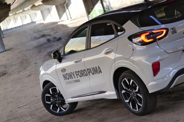 Ford Puma przeobraził się z coupe w crossovera GDAŃSK
