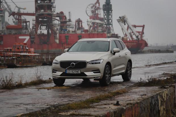 XC60 to jeden z pierwszych modeli Volvo, który napędzany jest miękką hybrydą.