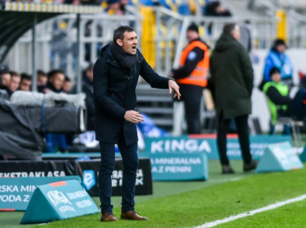 Aleksandar Rogić stracił wiarę w sens pracy w Arce Gdynia po remisie z ŁKS Łódź. W dwóch ostatnich meczach poprowadził drużynę, aby klub miał czas na znalezienie następcy.