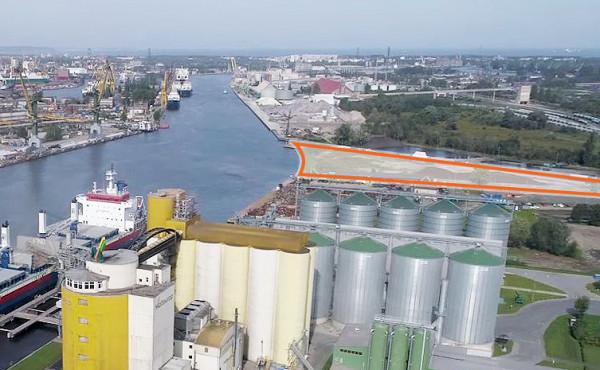 Na nabrzeżu Bytomskim, w gdańskim porcie, powstać ma nowy terminal przeładunkowy spółki Anwil, należącej do Grupy Orlen.