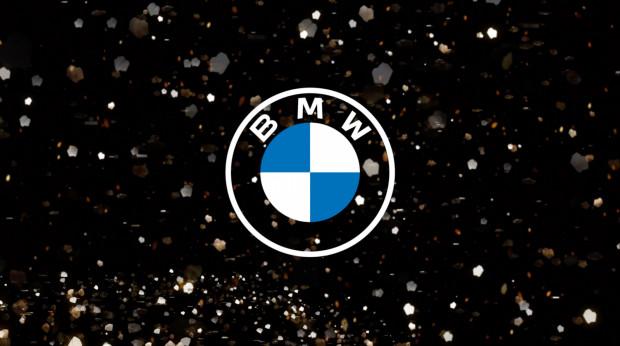 Nowe, przezroczyste logo BMW