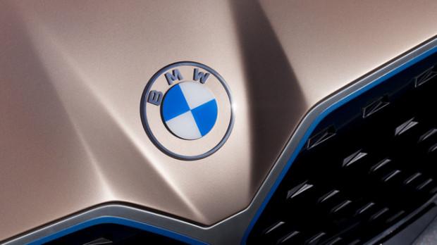 Najnowsze logo BMW zadebiutowało w Concept i4.