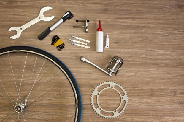 O koła roweru, tak jak pozostałe komponenty, należy regularnie dbać.
