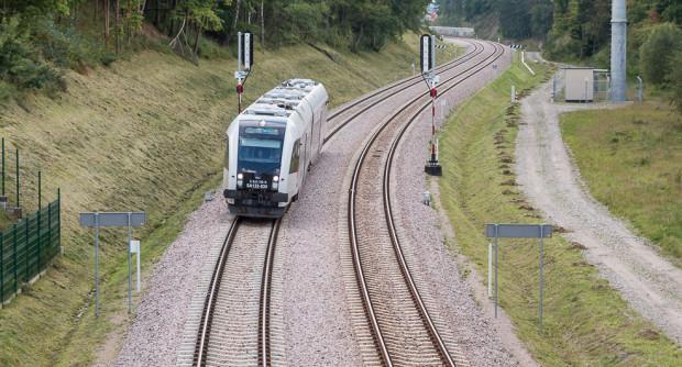 Połączenie kolejowe Chwarzna i Wiczlina z centrum Gdyni jest zapisane w studium uwarunkowań przestrzennych.