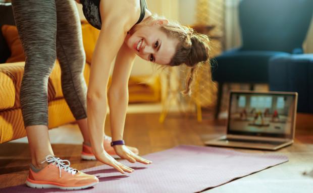 Po wysłuchaniu wykładów, wielu studentów zabiera się za trening w domowych warunkach.