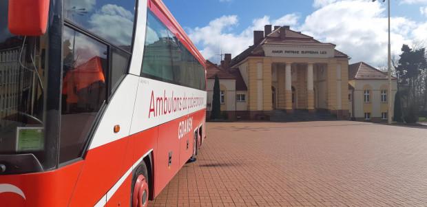 W ciągu trzech ostatnich dni, na terenie Akademii Marynarki Wojennej w Gdyni zorganizowano dwie akcje krwiodawstwa.