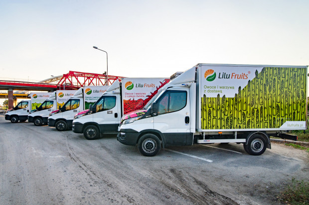 Gdański Lilu Fruits był jedynym sklepem, gdzie udało nam się skutecznie zrobić zakupy spożywcze online.