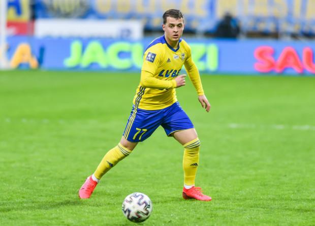 Nemanja Mihajlović wystąpił we wszystkich sześciu wiosennych meczach Arki Gdynia. W spotkaniu z Rakowem Częstochowa strzelił zwycięskiego gola w doliczonym czasie gry.