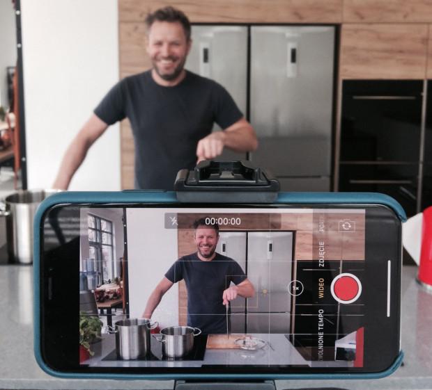 Internetowe warsztaty kulinarne planuje Akademia Kulinarna K5.