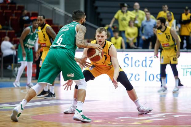 Martynas Paliukenas w minionym sezonie przechwycił 39 piłek w 16 meczach. Średnia 2,44 jest najlepszą w Energa Basket Lidze.
