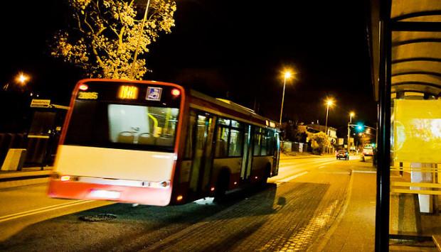 Do zdarzenia doszło w nocnym autobusie w Gdańsku.
