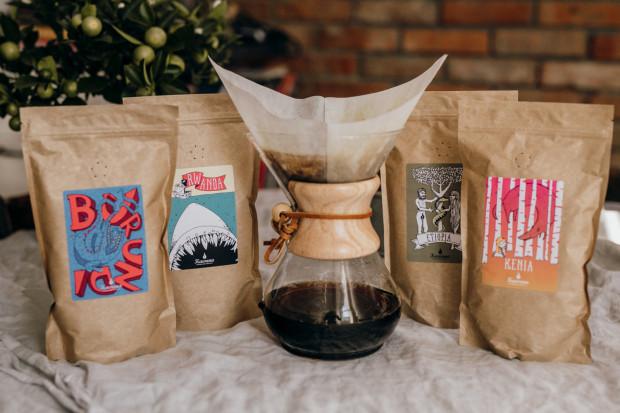 Palarnia kawy Kawana odnalazła się w nowej rzeczywistości, ale ograniczyła sprzedaż bezpośrednią na rzecz online.