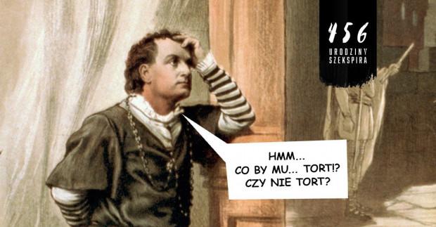 Gdański Teatr Szekspirowski zachęca do wspólnej celebracji 456. urodzin Williama Szekspira online. Można przygotować kartę lub krótki filmik z okazji święta mistrza ze Stratfordu.