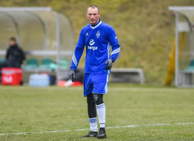 Przemysław Trytko, podobnie jak Bałtyk Gdynia, rozegrał tylko jedno spotkanie w rundzie wiosennej. Biało-niebiescy na inaugurację przegrali 0:5 z Unią Janikowo.