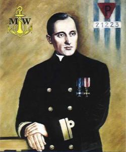 Ks. kmdr podporucznik Władysław Miegoń