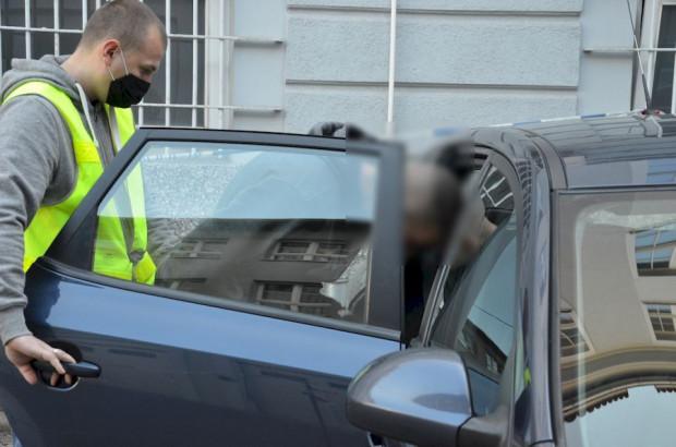 28-latka zatrzymano w Pruszczu Gdańskim.