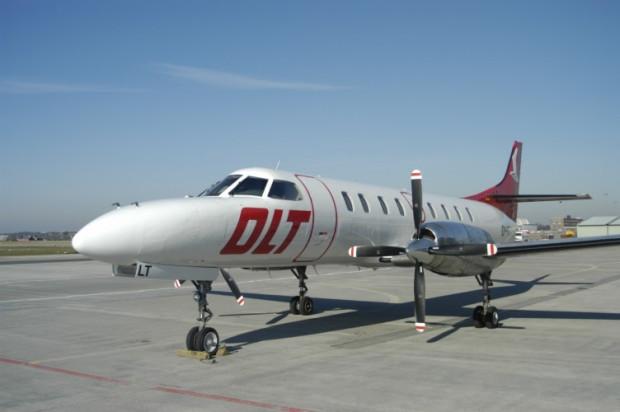 OLT została założona w Emden w 1958 roku i jest jedną z najstarszych linii lotniczych w Niemczech. Akcjonariuszem regionalnych linii lotniczych jest spółka North German.