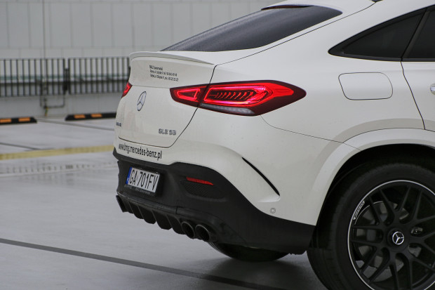 Mercedes-AMG GLE 53 Coupe