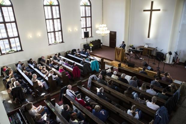 """Kościół Zielonoświątkowy Zbór """"Radość Życia"""" w Gdańsku przy ul. Menonitów od 29 maja jest oficjalnie salą koncertową Cappelli Gedanensis."""