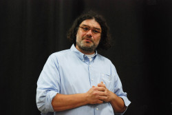 Grzegorz Łoszewski mówił o tym, jak napisać dobry scenariusz.