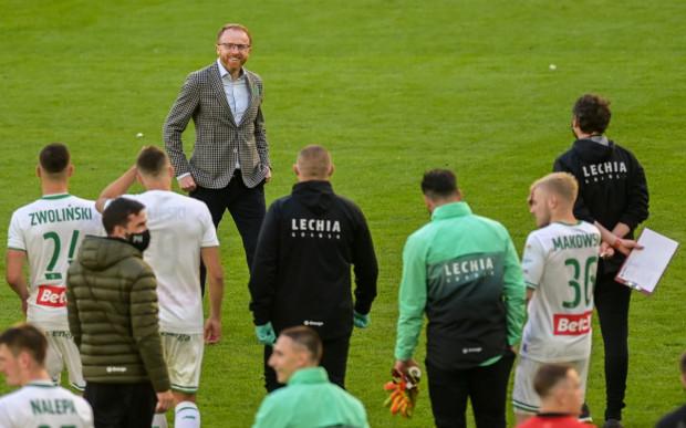 Piotr Stokowiec ocenia, że on i jego sztab mają większą wiedzę niż kibice i eksperci odnoście potencjału piłkarzy Lechii Gdańsk i na tej podstawie podejmuje decyzję o składzie.