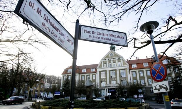 Szpital UCK domaga się od komornika zwrotu 227 tys. zł.