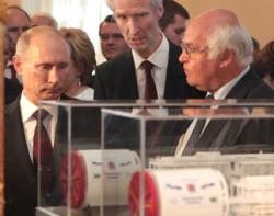 Maszynę TBM, która wydrąży tunel pod Martwą Wisłą, dostarczy firma Herrenknecht. Ich największy kret - o średnicy 19,25 m - wydrąży Orłowski Tunel w Sankt Petersburgu. Inwestycją interesuje się także premier Rosji, Władimir Putin.