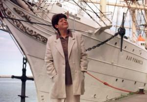 Franciszka Cegielska, Prezydent Gdyni w latach 1990-1998.