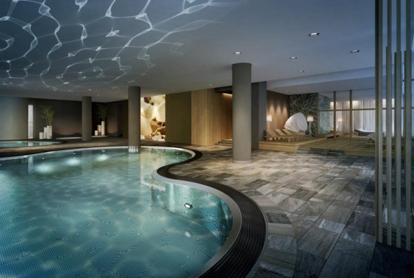 Strefa spa&wellness hotelu Mera