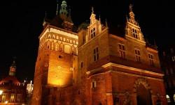 Katownia i Wieża Więzienna w Gdańsku - miejsce przetrzymywania i przesłuchiwania niegodziwców.