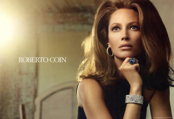 Diamentowa biżuteria marki Roberto Coin