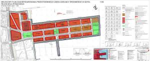 Miejscowy plan zagospodarowania rejonu Mola Rybackiego w Gdyni.