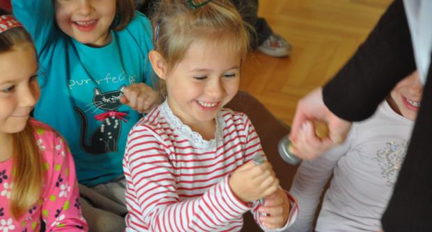 Na warsztatach w EduFun dzieci będą siębawić i uczyć.