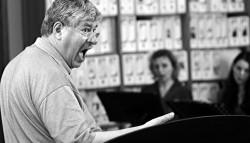 Charyzmatyczny dyrygent Jan Łukaszewski, dyrektor Schola Cantorum, poprowadzi swój chór podczas koncertu z Ensemble Sans Souci z Berlina.