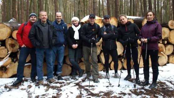 Wędrujemy i z kijkami nordic-walking i bez, jak kto lubi
