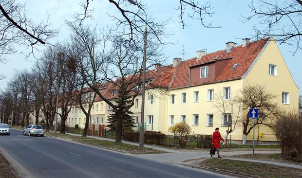 Stary Chełm. Część tego gdańskiego osiedla prawdopodobnie zbudowali jeńcy wojenni i robotnicy przymusowi w czasie II wojny światowej.