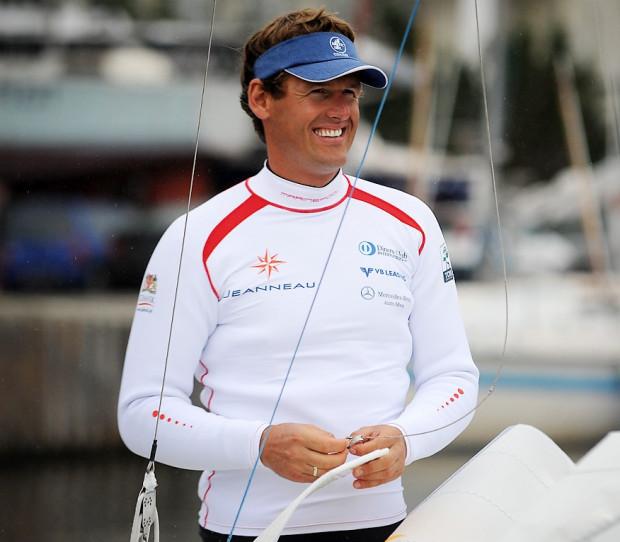 Po dwóch srebrnych medalach w mistrzostwach Europy w klasie Star, Mateusz Kusznierewicz nareszcie doczekał się  złota.