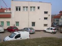 Nieruchomość w gdańskiej dzielnicy Siedlce, ul. Ciasna 2.