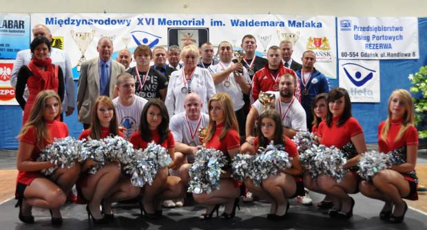 Na zdjęciu uczestnicy ubiegłorocznego memoriału, w którym triumfował Bartłomiej Bonk.