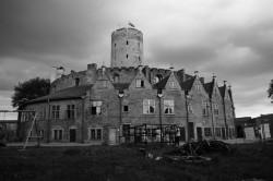 Szkocki oddział zaciężny brał udział w obronie Twierdzy Wisłoujście podczas gdańskiej interwencji króla Stefana Batorego w 1576 r.