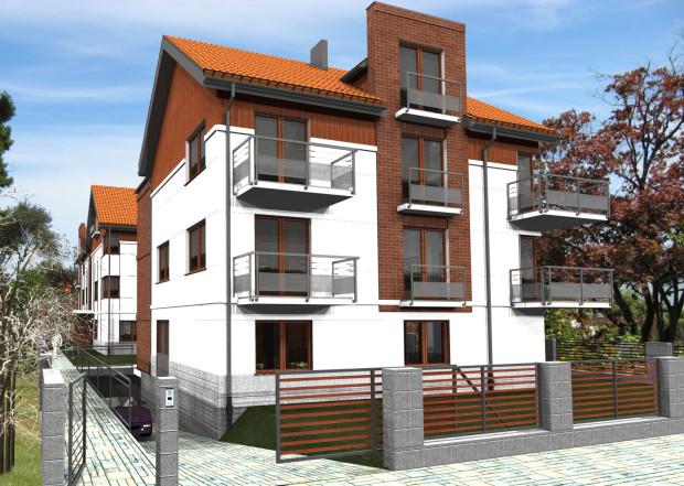 Dwa budynki Osady Rybackiej połączone będą wspólną podziemną halą garażową.